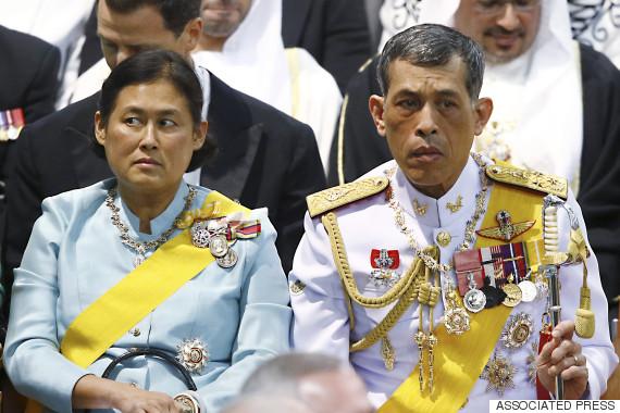 vajiralongkorn princess sirindhorn