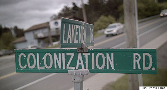 colonization road