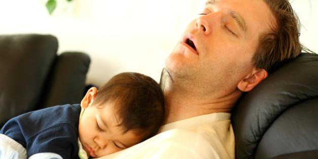 So erschreckend häufig geben Eltern ihren kleinen Kindern Schlafmittel
