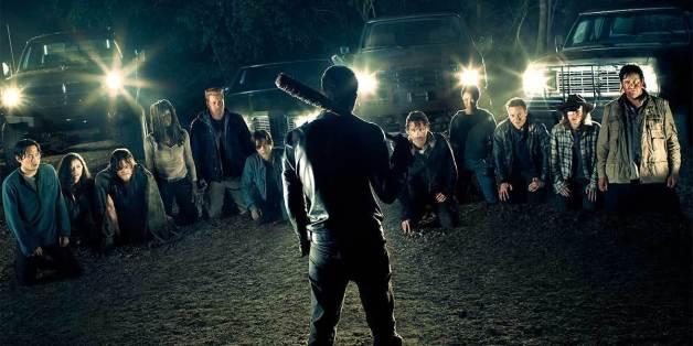 """Niemand in der Welt von """"The Walking Dead"""" ist sicher. Das wurde besonders in der letzten Folge der 6. Staffel deutlich. Aber wen hat Negans Baseballschläger erwischt?"""