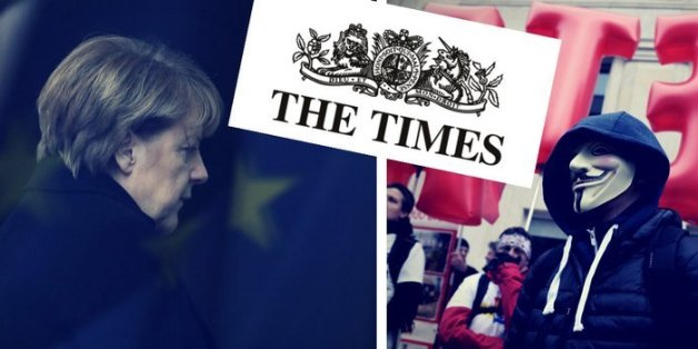 """Ceta-Streit - Londoner """"Times"""" wählt scharfe Worte: """"Die Demokratie in der EU funktioniert nicht"""""""