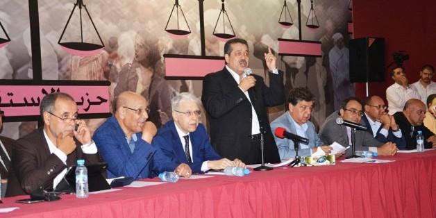 L'allocution de Hamid Chabat lors du conseil national du Parti de l'Istiqlal