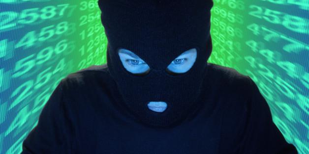 Symbolbild: So stellen sich Stockfotografen Hacker vor