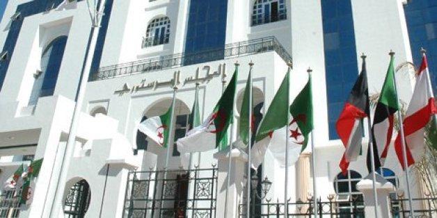 """Résultat de recherche d'images pour """"Algérie, Conseil constitutionnel"""""""