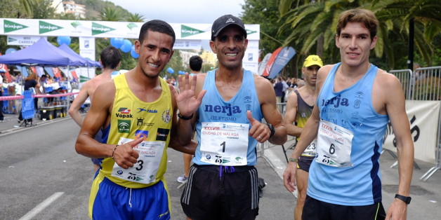 Le Marocain Abdelkader El Mouaziz vainqueur du 38e marathon de Malaga (VIDÉO)
