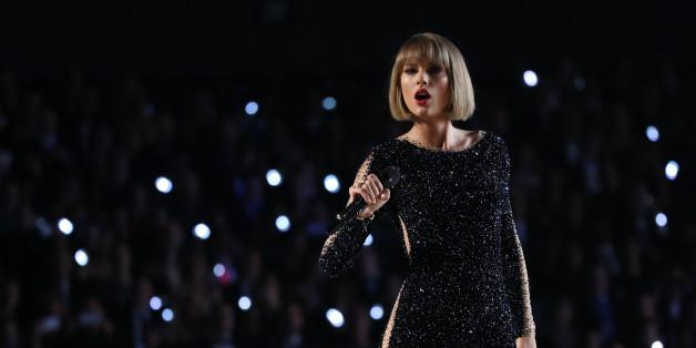Taylor Swift berichtet über einen Folgen schwerer Po-Grapscher
