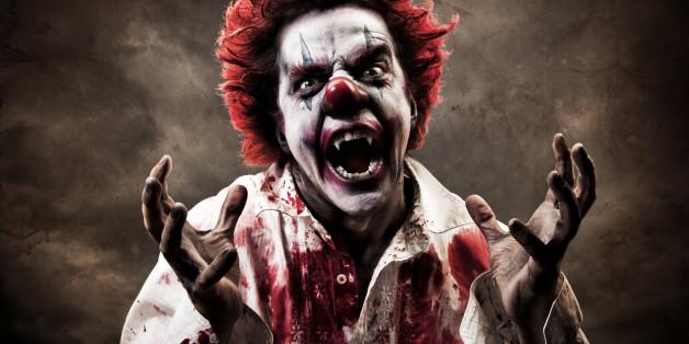 Deutschlandweit häufen sich die Übergriffe der sogenannten Horror-Clowns.