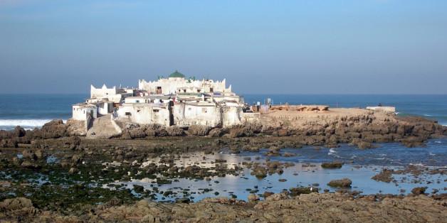 Îlot de Sidi Abderrahmane, avant le démarrage des travaux du nouveau site archéologique