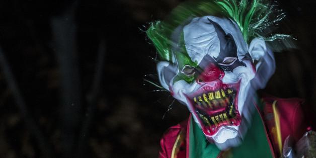Ein 14-Jähriger verletzte in Berlin einen Horror-Clown mit einem Messer. (Symbolbild)