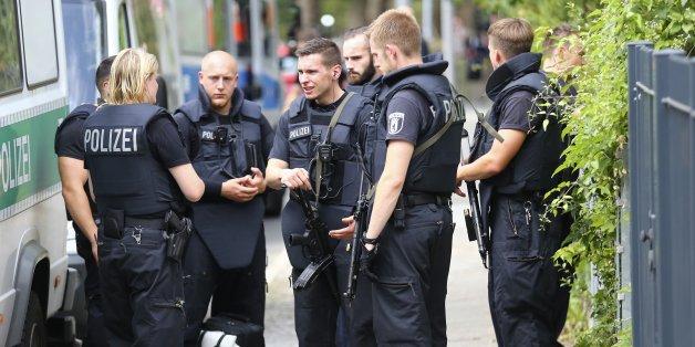 Anti-Terror-Razzien: Polizei durchsucht zwölf Wohnungen in Deutschland