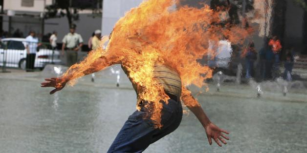 Le lycéen qui s'est immolé par le feu à Rabat est décédé