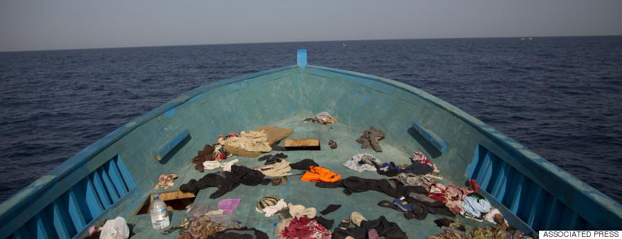 refugees sea