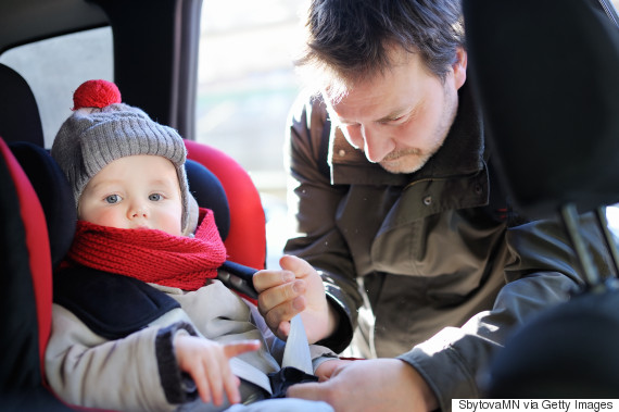 Car Seat Safety: Many Canadian Parents Still Think Car Seats And ...