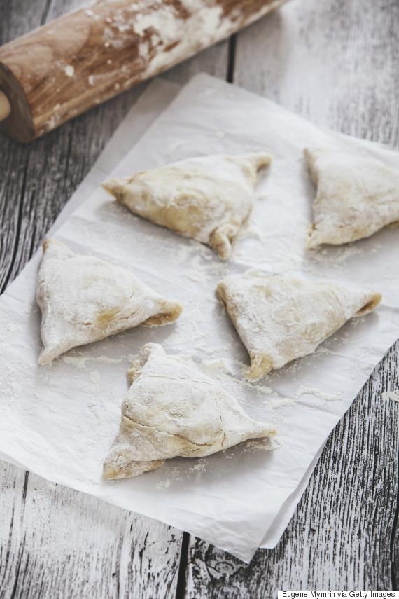 baked samosa