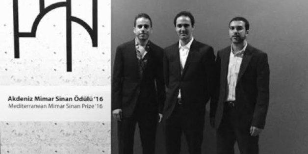 Les architectes Driss Kettani, Saad El Kabbaj et Mohamed Amine Siana raflent un nouveau prix