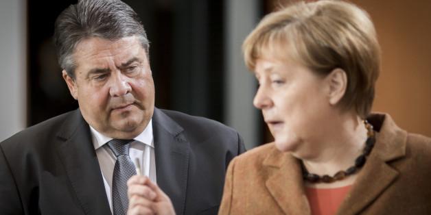 Berliner Kreis: Konservative Unions-Politiker fordern Rücktritt von Gabriel