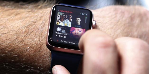 Seit September gibt es die Apple Watch 2