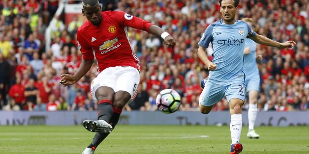 Manchester United trifft am Mittwoch auf Manchester City - auch im Live-Stream