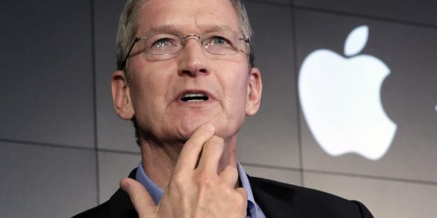 Apple CEO Tim Cooks