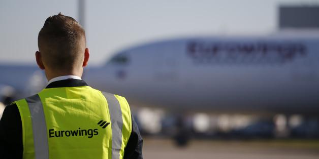 Eurowings und Germanwings werden von der Gewerkschaft Ufo bestreikt