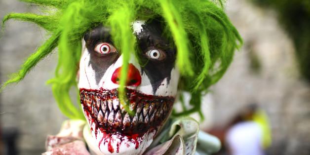 Eine Luxemburgerin löste mit einer erfundenen Horror-Clown-Geschichte einen Großeinsatz aus