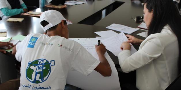 A la veille de la COP22, la Fondation Mohammed VI pour l'environnement mobilise les jeunes