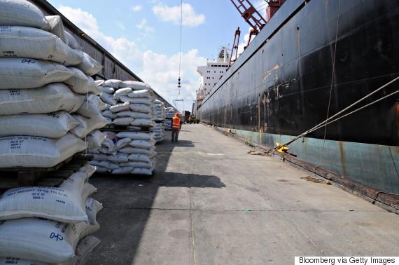 shipping ethiopia