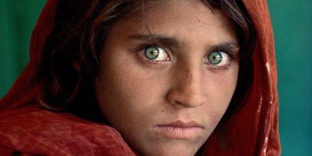 L'Afghane aux yeux verts de National Geographic risque la prison au Pakistan