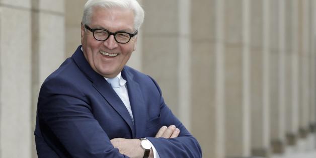 Außenminister Frank-Walter Steinmeier könnte laut einem Medienbericht bei der Bundespräsidentenwahl auf die nötigen Stimmen hoffen