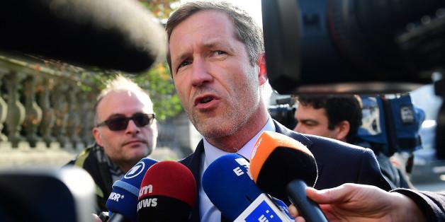Der Ministerpräsident der Wallonie: Paul Magnette