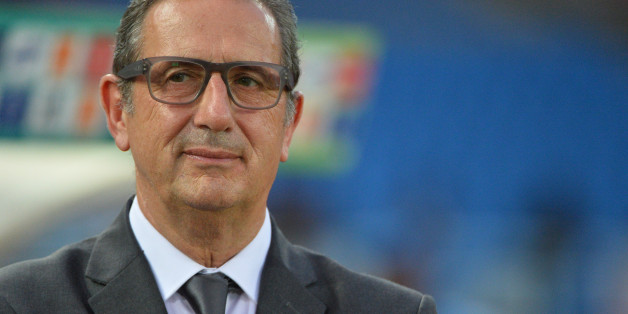 Tunisia ,s Georges Leekens during the 2015 Orange Africa Cup of Nations Final soccer match,RD-CongoVs Tunisia at Bata stadium in Bata Equatorial Guinea on January 27 2015. Photo by Christian Liewig (Photo by liewig christian/Corbis via Getty Images)