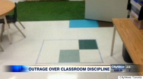brisdale school box discipline
