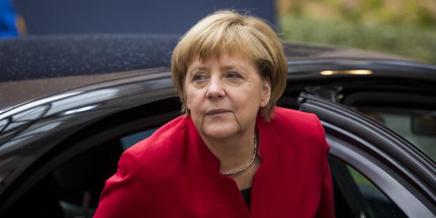 Merkel schwankt bei der Bundespräsidentenwahl zwischen zwei Optionen