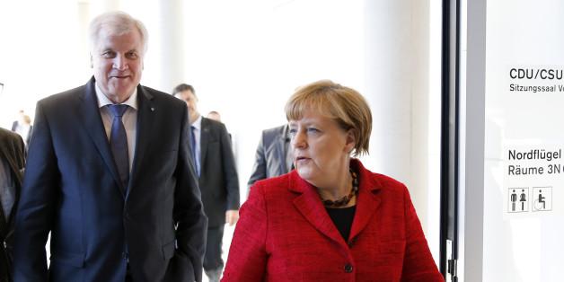 Unions-Streit: Merkel fährt nicht zum CSU-Parteitag nach München