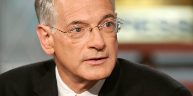 WASHINGTON - JULY 09:  Robert Gallucci, former chief negotiator for the 1994 North Korea Nuclear Agreement, speaks during taping of 'Meet the Press' at the NBC studio July 9, 2006 in Washington, DC. Gallucci spoke about the recent missile tests of North Korea.  (Photo by Alex Wong/Getty Images for Meet the Press)