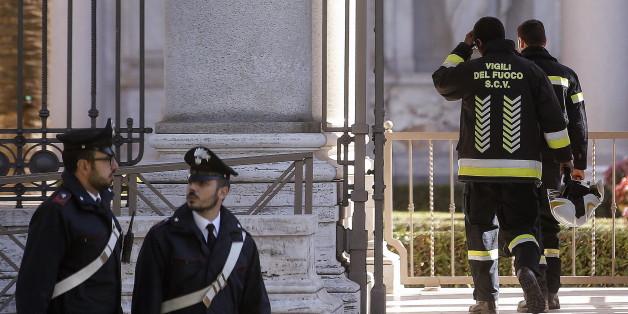In Mittelitalien kam es erneut zu einem schweren Beben. (Symbolbild)
