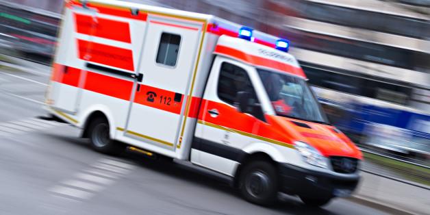 Bei einer Messerstecherei wurden in Frankfurt mehrere Personen schwer verletzt. (Symbolbild)