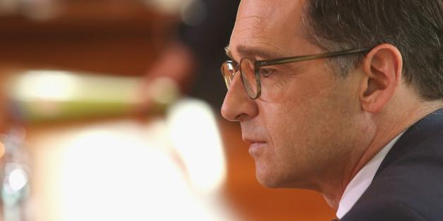 SPD-Justizminister Heiko Maas steht in der Kritik wegen dem Kinderehen-Gesetzentwurf