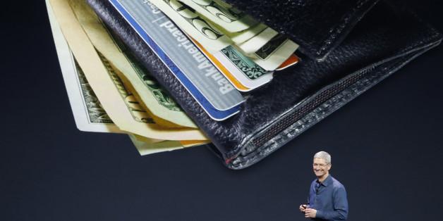 Apple CEO hat Apple Pay gemeinsam mit dem iPhone 6 vor rund zwei Jahren vorgestellt