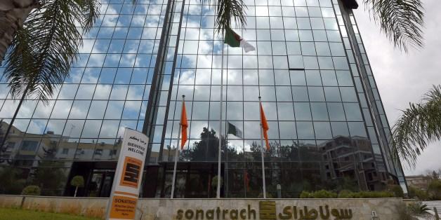 siège de Sonatrach à Alger (AFP/Getty Images)