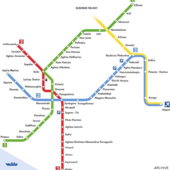 χαρτησ μετρο αθηνα Αυτός ο χάρτης του μετρό θα σας οδηγήσει σε μερικά από τα καλύτερα  χαρτησ μετρο αθηνα