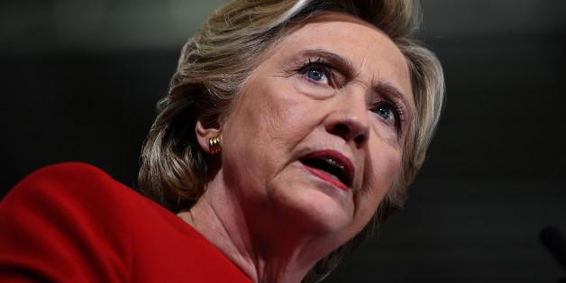 """Eine neue """"Wikileaks""""-Enthüllung bringt Hillary Clinton in Bedrängnis"""