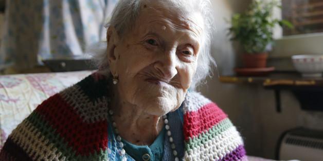 116 Jahre alt: Die älteste Frau der Welt verrät, welches Lebensmittel sie jeden Tag isst