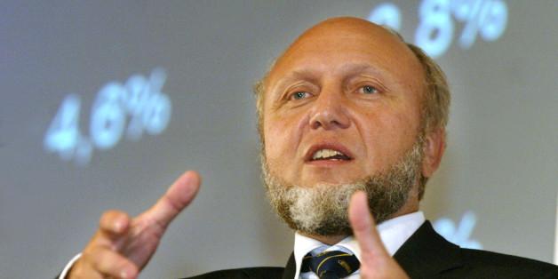 Der Ökonom Hans-Werner Sinn warnt vor einer Enteignung von Sparern.