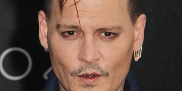 Johnny Depp und Magie: das passt!