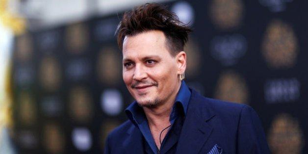 Johnny Depp rejoint le monde fantastique de J.K. Rowling