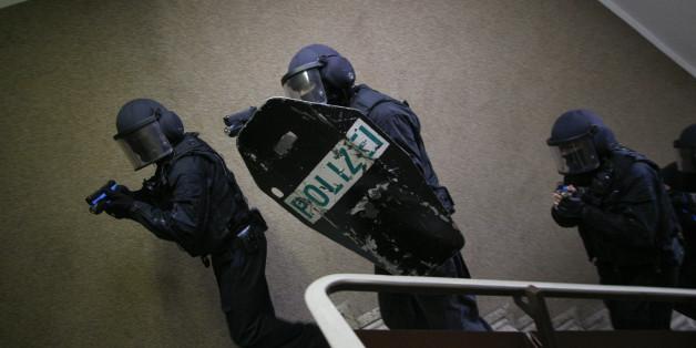 LKA nimmt Terrorverdächtigen in Berlin fest