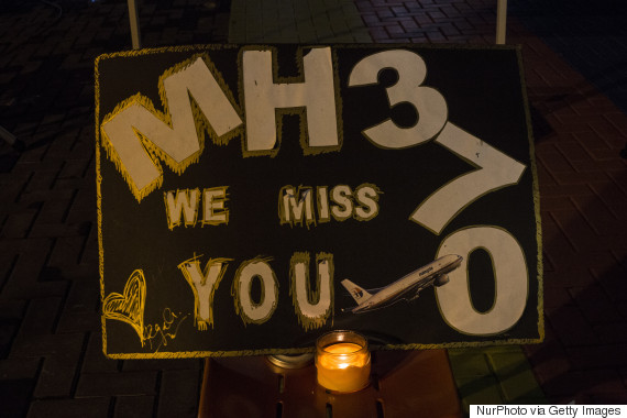 mh370 malaysian airlines 2014