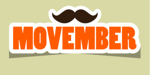 """Die Movember Foundation veranstaltet jährlich den """"Movember"""" - und sammelt Spenden für die Männergesundheit"""