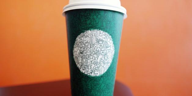 Islamische Propaganda? Dieser Becher von Starbucks sorgt für Riesenwirbel in Großbritannien